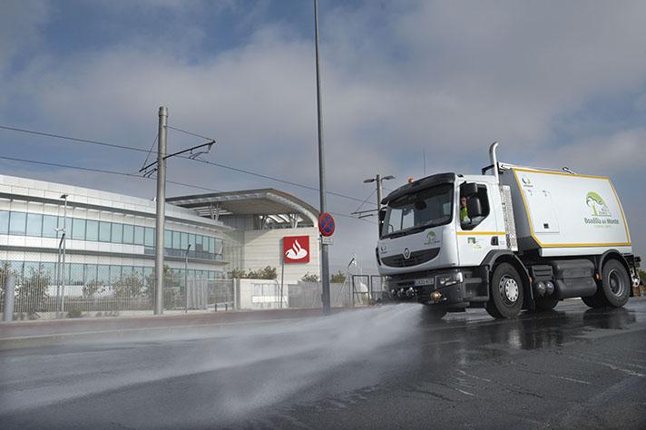 Todos los vehículos con un peso bruto superior a 3.500 Kg equipan transmisiones automáticas Allison Transmisión