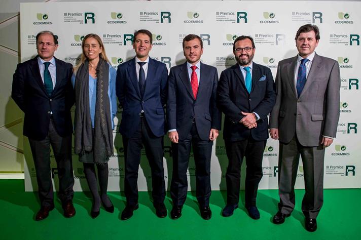 La tercera edición de los Premios R ha contado con un jurado de excepción