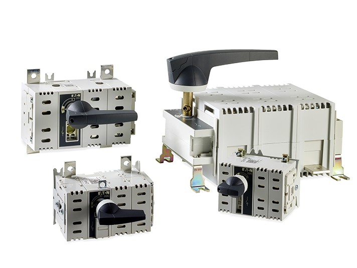 Gama de Interruptores Dumeco DC para Equipos Fotovoltaicos de Eaton