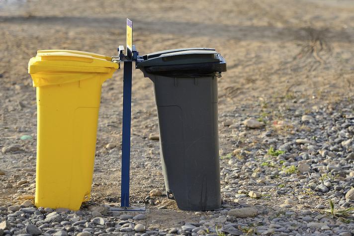 El volumen de reciclado se situó en 18,5 millones de toneladas, incluyendo residuos metálicos, de papel y cartón, madera, vidrio y plástico, un 4,5% más que en 2014