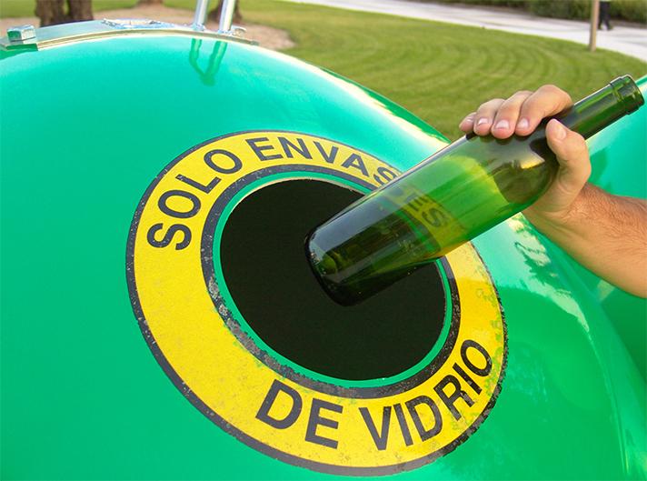 Cada español recicló 15,5 kilogramos de residuo, unos 59 envases de media por persona