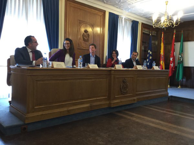 El seminario sobre economía circular tuvo lugar el pasado 14 de abril