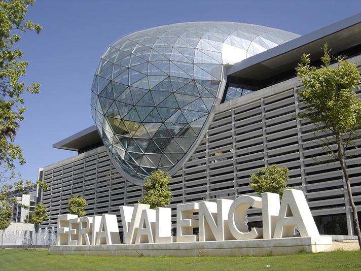 Del 28 al 29 de septiembre en el Pabellón 5 del Centro de Eventos de Feria Valencia