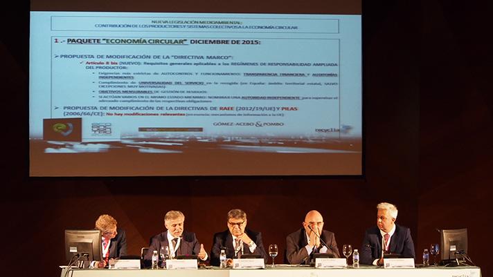 Se ha celebrado la sexta edición de la reunión anual de Recyclia: EcoEncuentro 2016