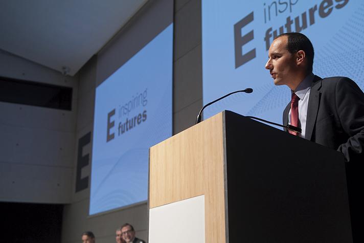 Ferran Garrigosa, Gerente del Clúster de Biomasa de Catalunya