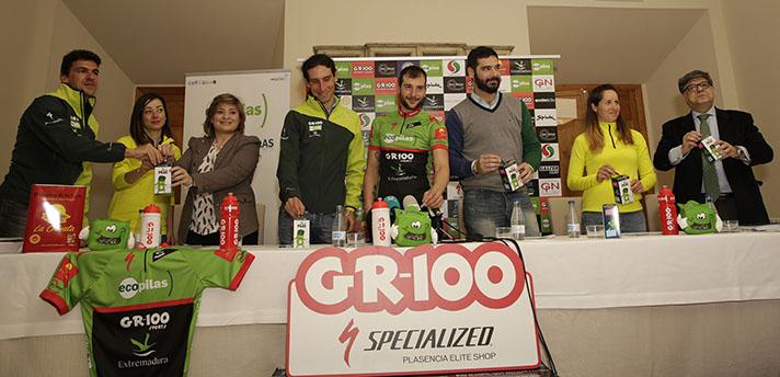 La fundación Ecopilas patrocina el equipo extremeño de mountainbike, por segundo año, y sigue difundiendo la cultura del reciclaje a través del ciclismo