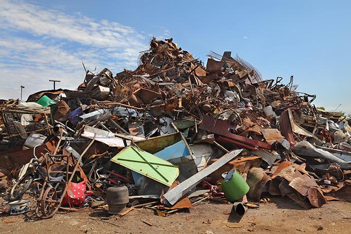 La actividad de las empresas de reciclado de residuos se ha visto favorecida en el bienio 2015-2016