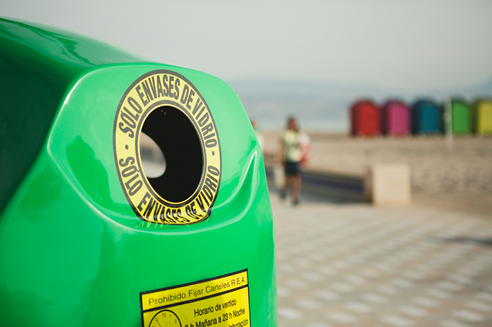 Los españoles reciclaron más de 750.000 toneladas de envases de vidrio