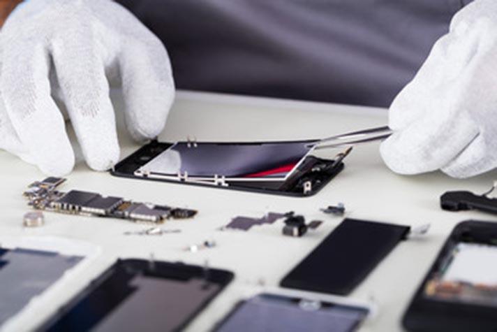 La reutilización de estos dispositivos permitiría reducir el volumen de basura electrónica que se produce en nuestro país