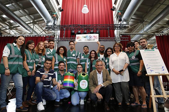 Foto de presentación del Orgullo Sostenible
