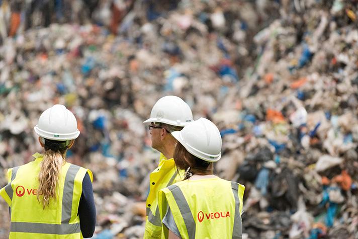 El Centro Integral de Valorización de Residuos del Maresme gestiona actualmente 270.000 toneladas de residuos al año