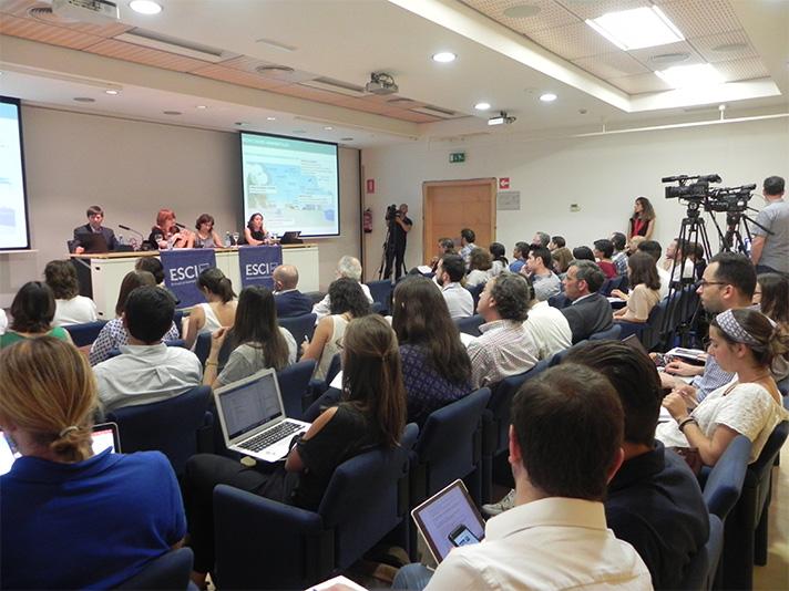 Presentación de los resultados implantación SDDR Proyecto Ariadna Cátedra UNESCO