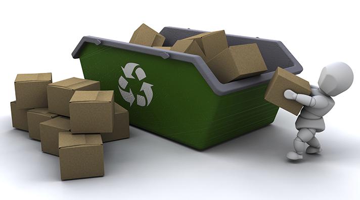 Según un estudio de la Mesa de la Nueva Recuperación de ASPAPEL sobre la calidad del papel y cartón recogido