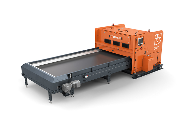 Autosort Laser de TOMRA Sorting Recycling
