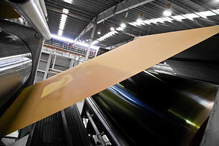 El cartón ondulado está considerado un aliado de la economía circular al convertir los residuos en recursos