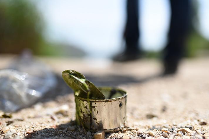 La CMS se une al apoyo internacional a la prevención y lucha contra la acumulación de basura en la naturaleza