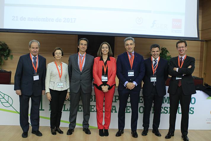 El evento fue organizado por la Fundación de la Energía de la Comunidad de Madrid (Fenercom) y el Foro Generadores de Energía de Residuos (Fger)
