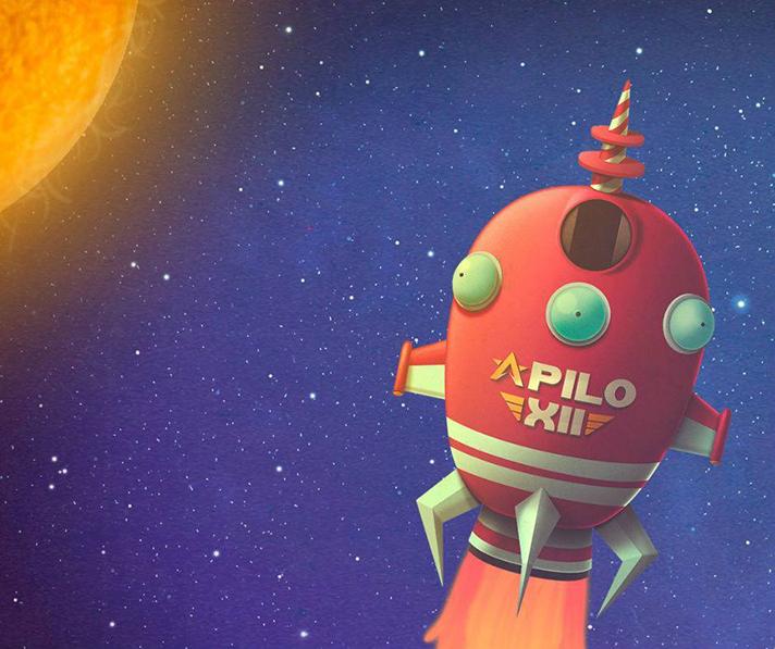 """Vuelve la misión Apilo XII: """"Les piles, al planeta Reciclatge"""""""