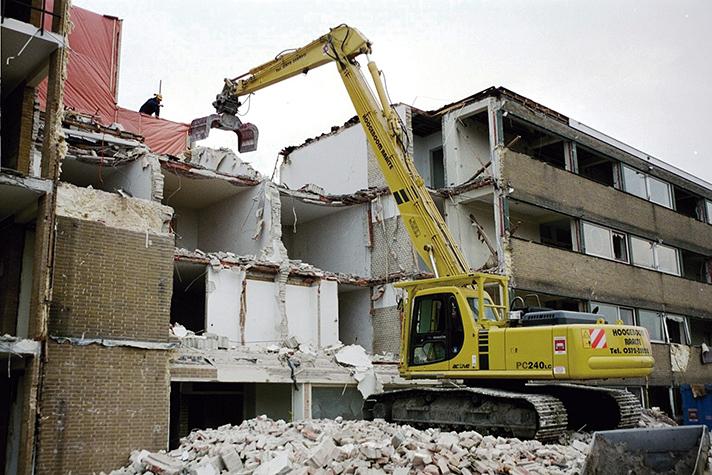 Residuos de la construcción y demolición: ¿cómo transformar los residuos en una oportunidad?