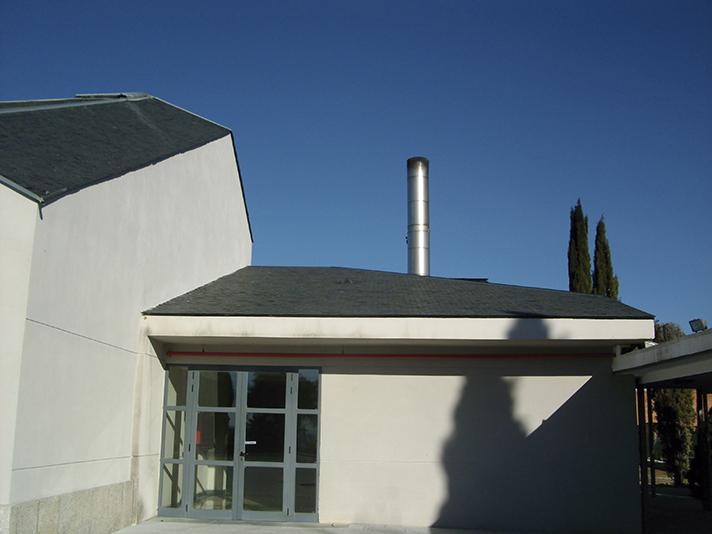 Control de las cremaciones: Contaminación y emisiones atmosféricas