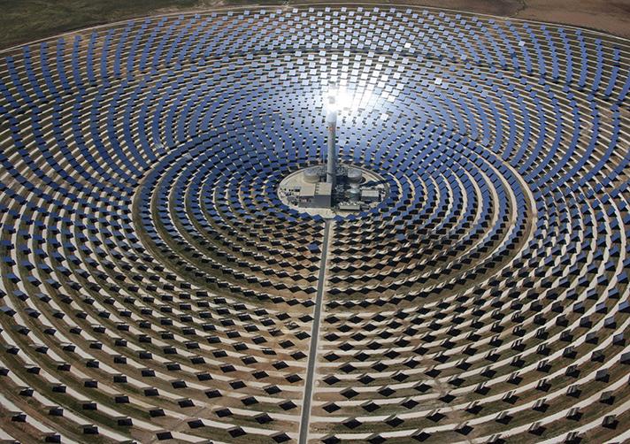 España y las empresas españolas continúan siendo el referente principal en la tecnología termosolar