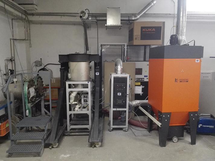 Se ha desarrollado una planta piloto demostrativa que emplea la tecnología de arco de plasma con el objetivo de obtener óxido de zinc (ZnO) reciclado partiendo de residuos de zámak
