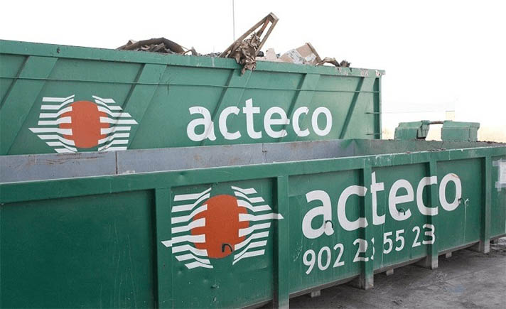 Acteco se ha adjudicado un contrato de servicio durante tres años
