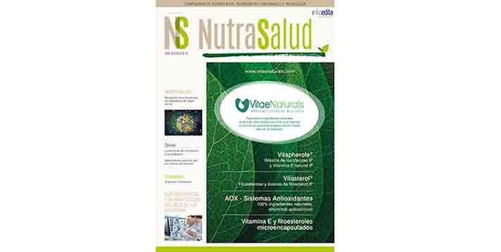 Durante el año 2018 se publicarán dos números de NutraSalud