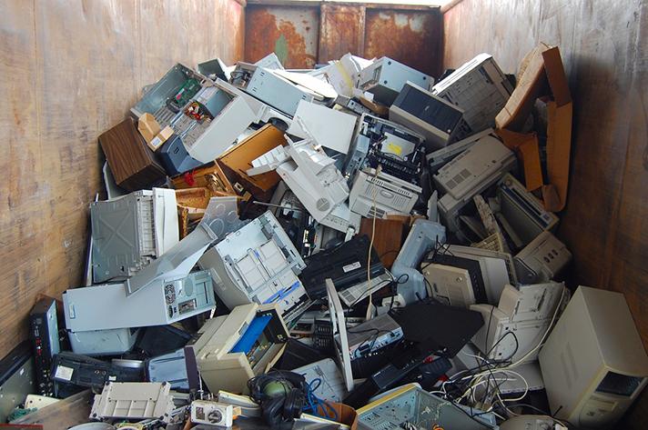 Cada año se generan en España cerca de un millón de toneladas de estos desechos