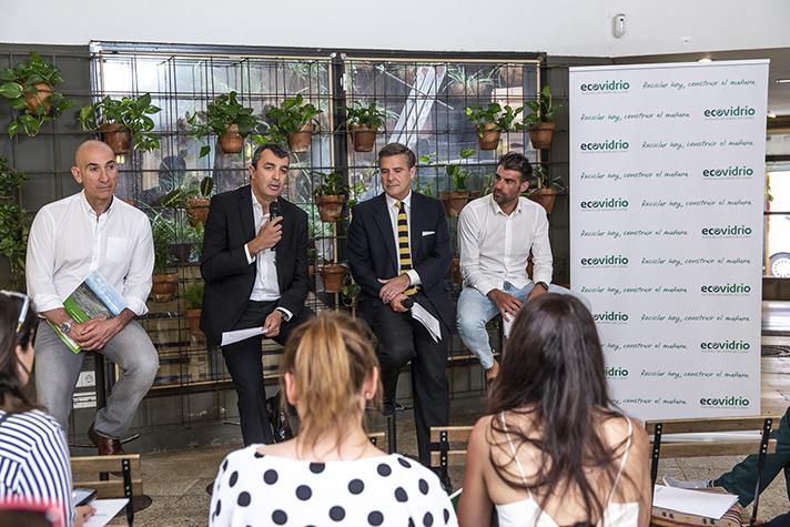 La Vuelta y Ecovidrio presentan la edición más sostenible de esta competición y concienciarán sobre el problema del abandono de residuos en el medio natural