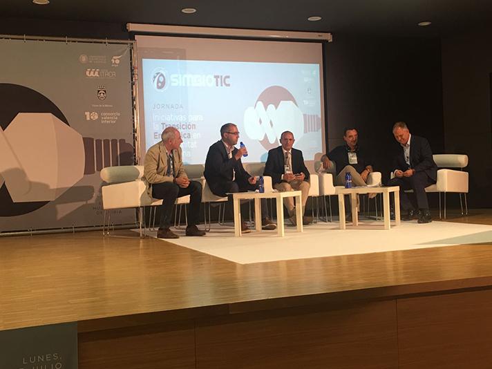 La Universitat Politècnica de València explica el proyecto SimBioTIC, que pretende convertir a Llíria en una ciudad inteligente y luchar contra el cambio climático