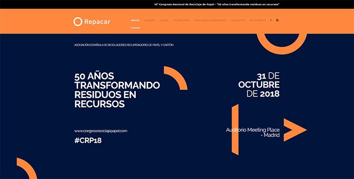 El Congreso Repacar se celebra el próximo 31 de octubre