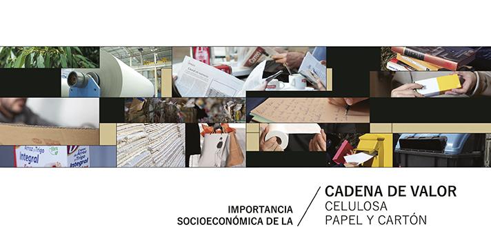 La cadena de valor de la celulosa, papel y cartón es uno de los grandes motores de la economía de nuestro país