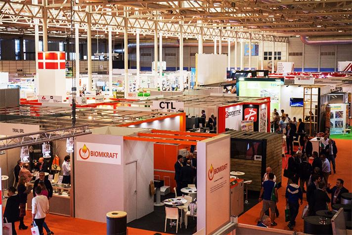 La feria especializada en biomasa se celebrará en Valladolid de la mano de Avebiom