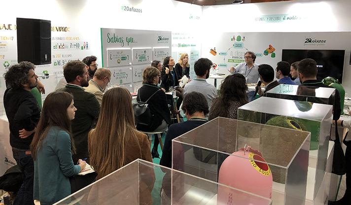 Ecovidrio celebró la quinta edición de #Vidriosybarras