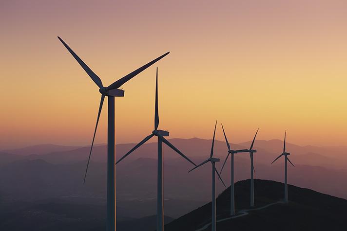 La aportación de la industria eólica  en la Transición Energética