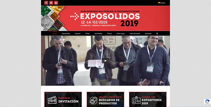 Exposolidos y Polusolidos 2019 se celebran en febrero de 2019
