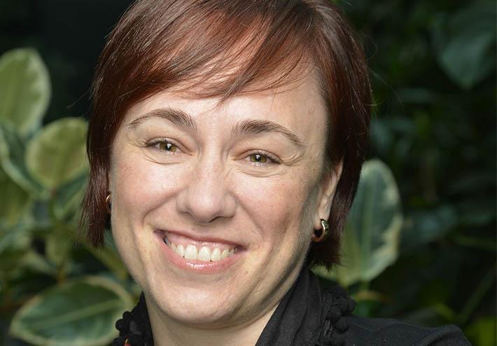 La nueva Vicepresidenta de Sigaus, Niurka Sancho