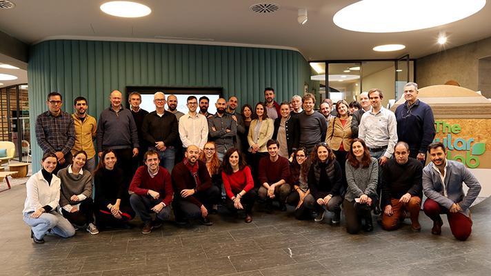 El proyecto europeo liderado por el instituto tecnológico ITENE celebró su reunión general en TheCircularLab