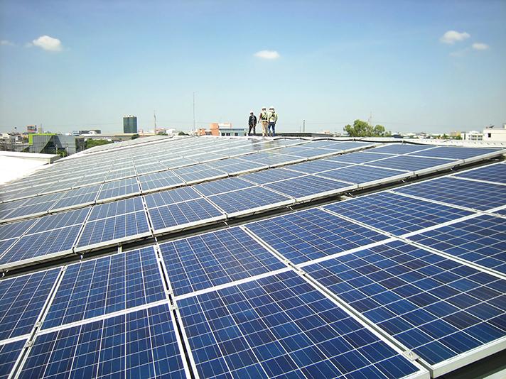 En 2018, la potencia instalada alcanzó los 261,7 MW