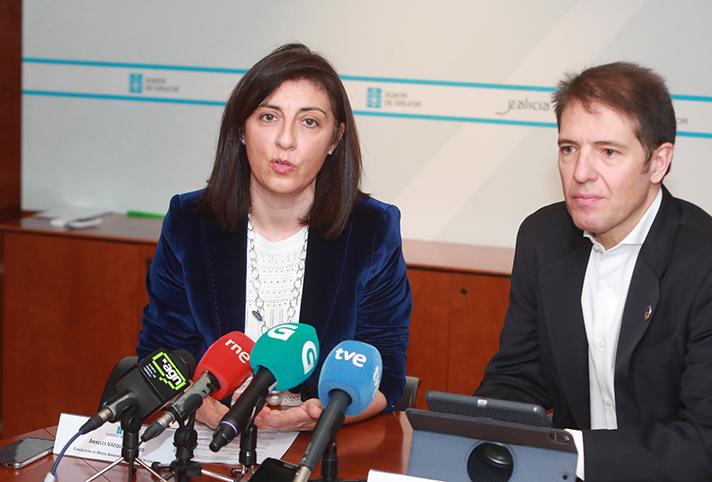 El compromiso de los ciudadanos gallegos con el contenedor amarillo aumenta un 9,8% en 2018