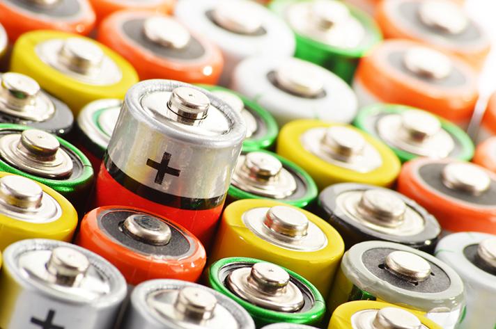 ERP España recogió 2.000 toneladas de pilas en 2018