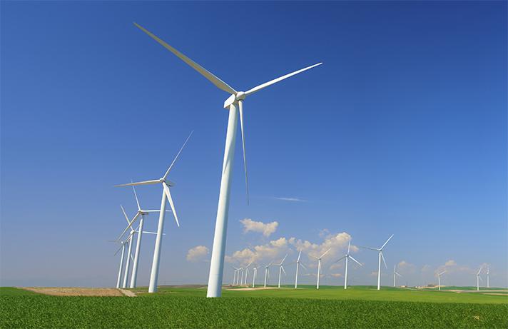 España incrementó la potencia eólica en 392 MW en 2018