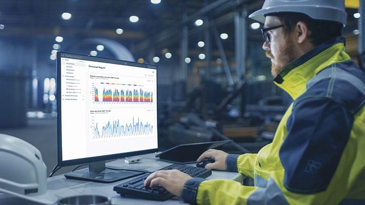 Los datos recogidos  en la nube ofrecen información útil que permite ser subir eficiencias