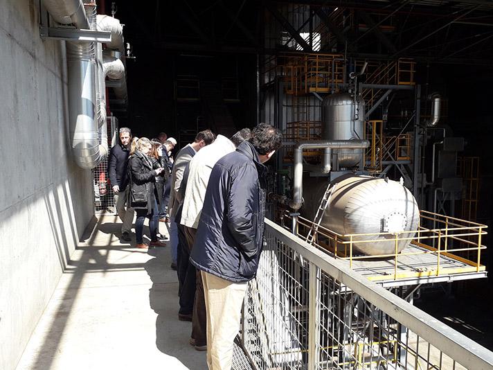 Veolia reúne en Barcelona a expertos en biomasa para la estandarización de procesos en las redes de calor y frío