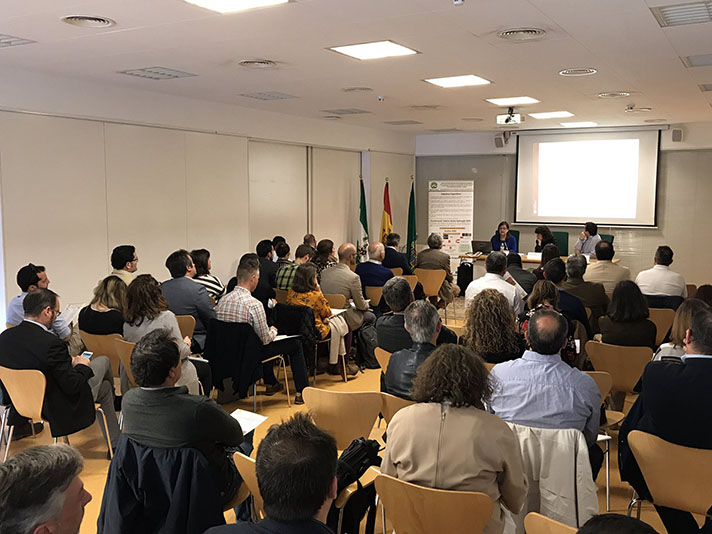 Andalucía lidera un proyecto europeo para analizar in situ la calidad de la biomasa de uso energético