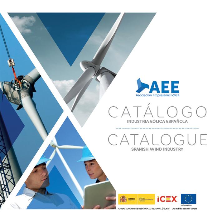 AEE presenta el Catálogo de la Industria Eólica Española, referencia para la internacionalización del sector eólico
