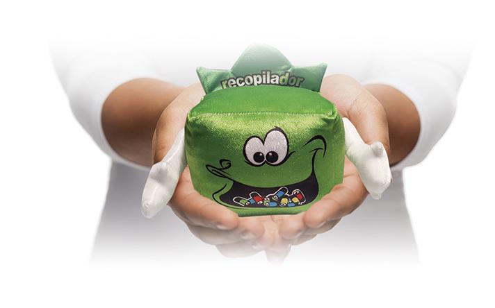 La fundación medioambiental ha puesto en marcha una campaña para enviar gratuitamente contenedores a los centros e impartir talleres formativos