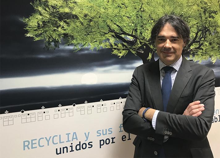 Recyclia nombra a Gabriel García Director General