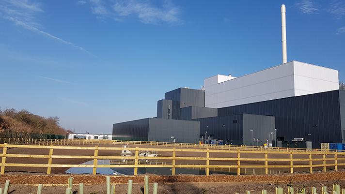 La nueva planta de valorización energética de residuos dispone de tecnología de última generación